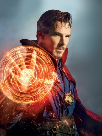 Poster of Doctor Strange: Across Time and Space
