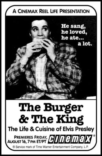The Burger & the King: The Life & Cuisine of Elvis Presley Movie Poster