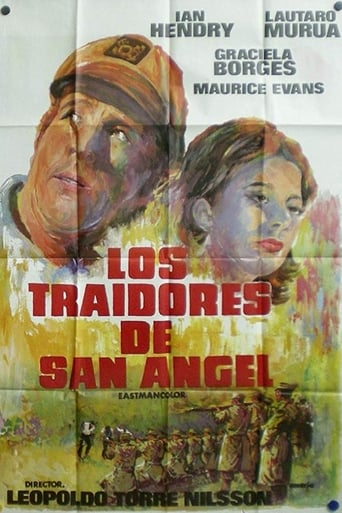 Poster of Los traidores de San Ángel