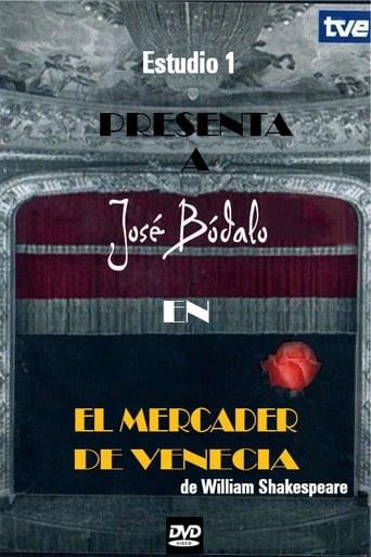 Poster of El mercader de Venecia