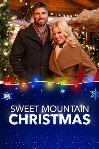 Poster Sweet Mountain Christmas