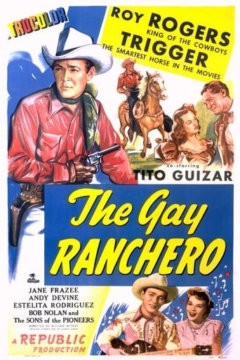 Poster of The Gay Ranchero