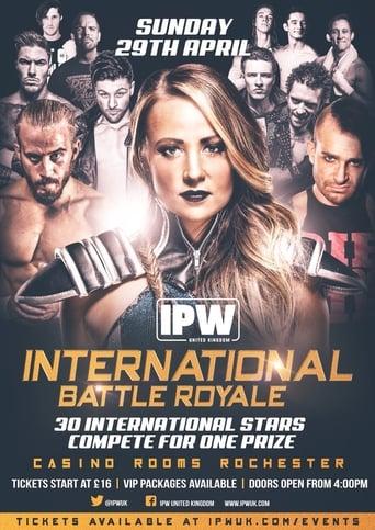 Poster of IPW:UK International Battle Royale