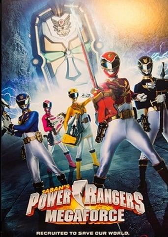 Poster of Power Rangers Megaforce: Ultimate Team Power