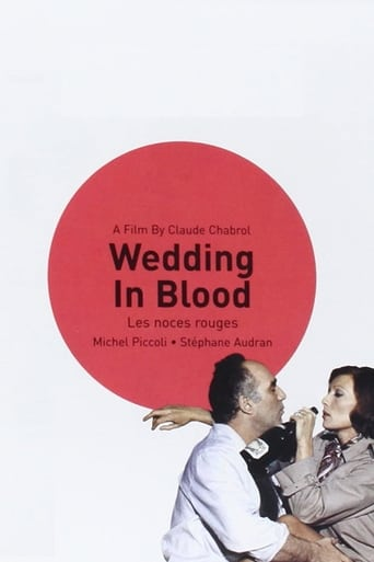 Poster of Wedding in Blood