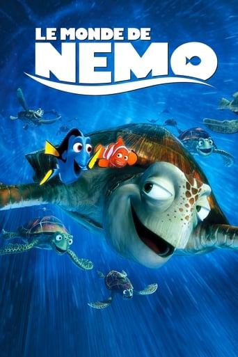 Poster of Le Monde de Nemo