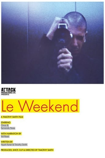 Le Weekend poster