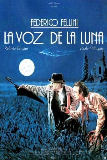 Poster of La voz de la Luna