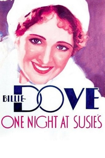Poster of One Night at Susie's
