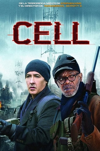Poster of Cell