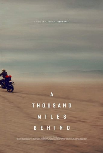 Poster of A Thousand Miles Behind