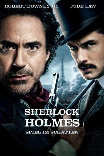 Sherlock Holmes - Spiel im Schatten - Abenteuer / 2011 / ab 12 Jahre
