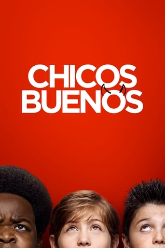 Poster of Chicos buenos