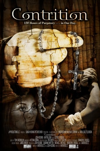 Contrition (2012) - poster