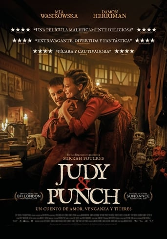Poster of Judy y Punch