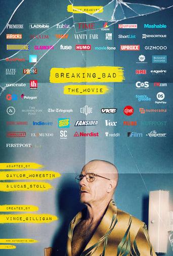 Watch Breaking Bad: The Movie Online Free Putlockers