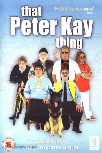 Capitulos de: That Peter Kay Thing