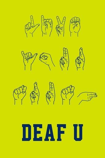 Deaf U Poster
