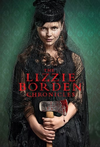 Poster of The Lizzie Borden Chronicles