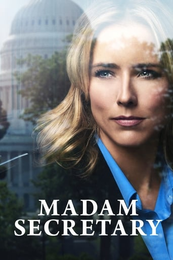 Poster of Madam Secretary fragman