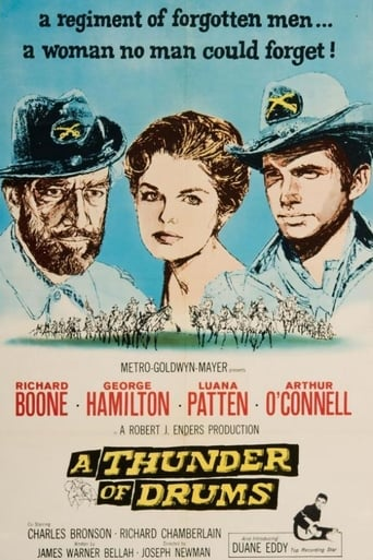 'A Thunder of Drums (1961)