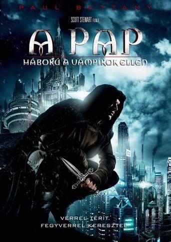 Poster of A pap - Háború a vámpírok ellen