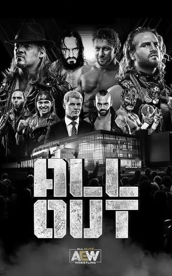Poster of AEW All Out 2019