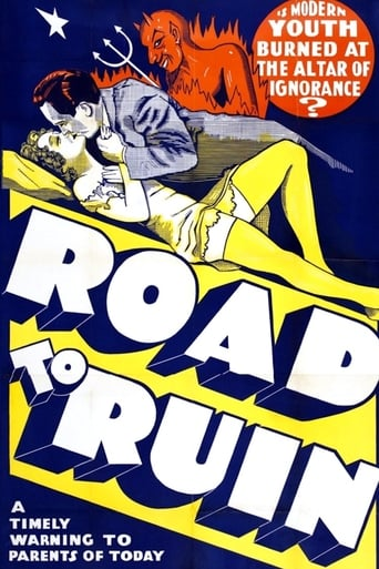 Poster of The Road to Ruin