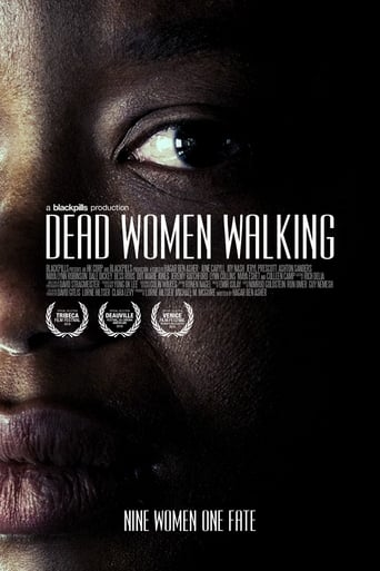 Poster of Dead Women Walking