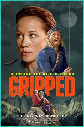 Gripped: Climbing the Killer Pillar Poster