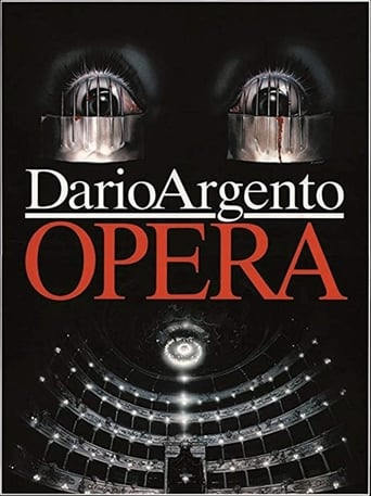 Conducting Dario Argento's 'Opera'