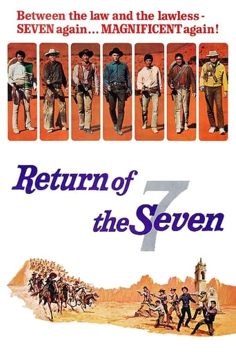 'Return of the Seven (1966)
