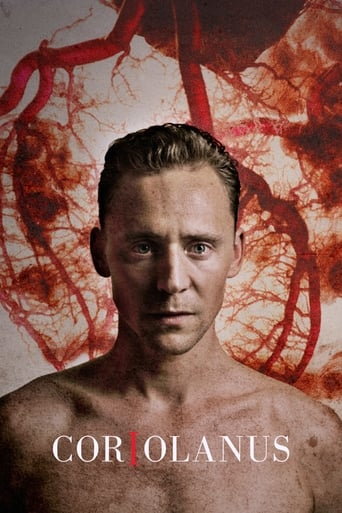 Poster of National Theatre Live: Coriolanus