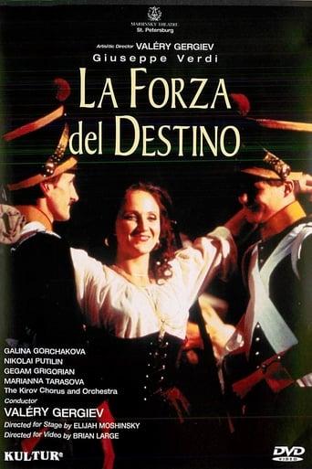Poster of Verdi: La Forza del Destino