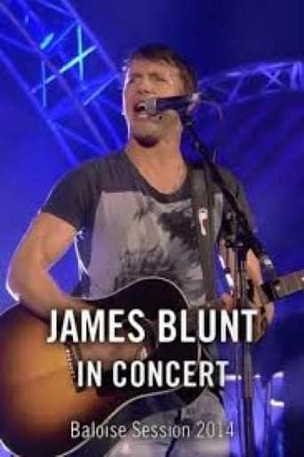 Poster of James Blunt at Baloise Session