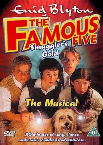 Poster of The Famouse  Five: The Musical - Smuggler's Gold