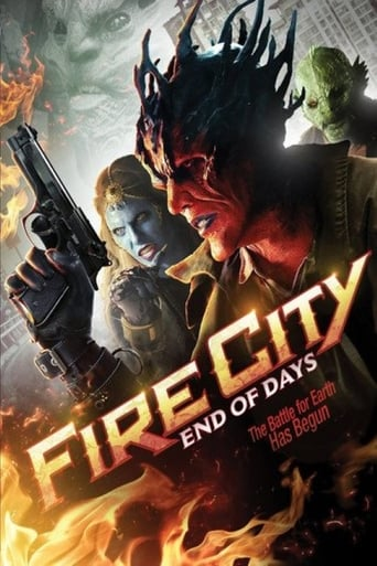 Poster of Fire City: End of Days