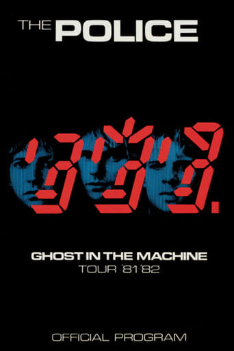 Poster of The Police: Ghost In The Machine Tour - Live At Gateshead 1982