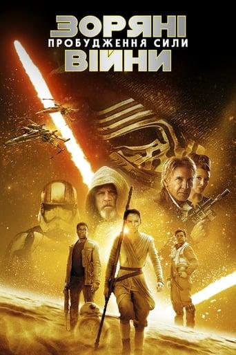 Зоряні війни: Епізод 7 - Пробудження сили