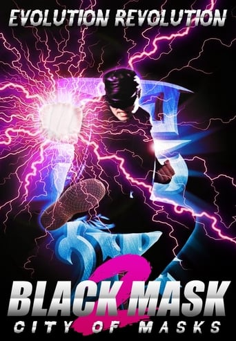 Poster of Black Mask 2: City of Masks