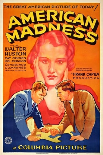 Poster of American Madness