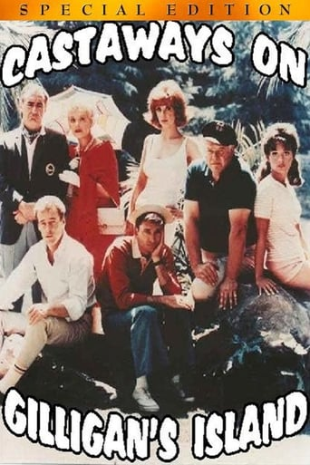 Poster of The Castaways on Gilligan's Island