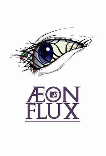 Ӕon Flux movie poster