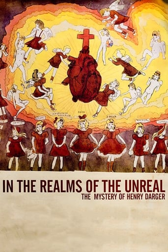 Poster of In the Realms of the Unreal