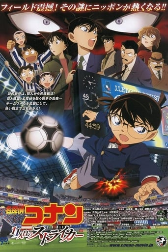 Poster of Detective Conan: The Eleventh Striker