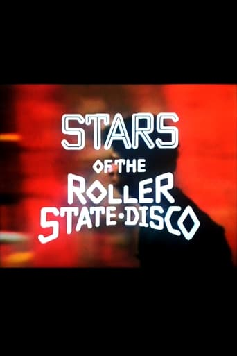 Poster of Stars of the Roller State Disco