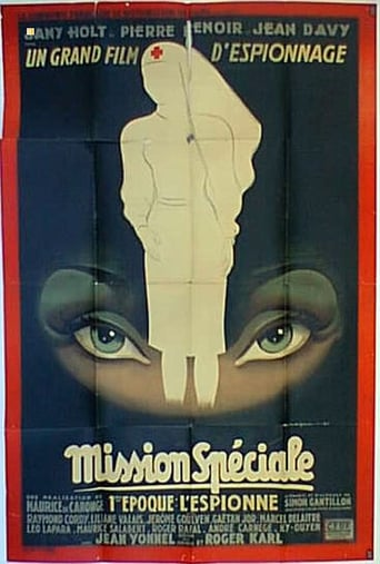 Poster of Mission spéciale