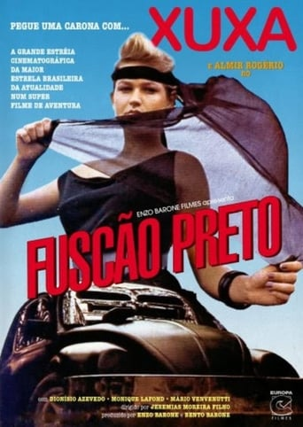 Fuscão Preto Movie Poster