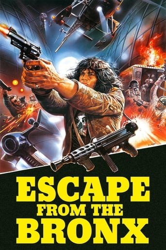 Poster of Escape from the Bronx