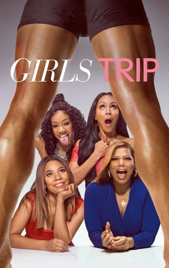 Poster of Girls Trip
